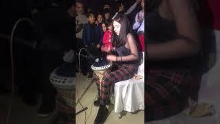 Arabic Remix Fi Ha Burak Balkan Maria Abulashvili Darbuka Show