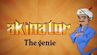 Akinator the Genie (version GooglePlay store)