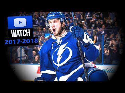 Nikita Kucherov 2017-2018 NHL Season Highlights So Far. All Goals So Far. 31 Goals. (HD)