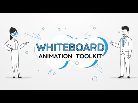 Whiteboard Animation Creator For Creating Explainer Video - Whiteboard Animation Toolkit