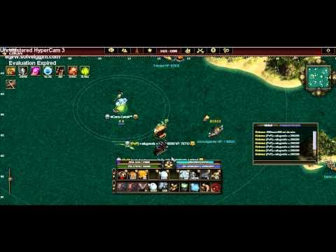 Seafight Damage Bug (hack)