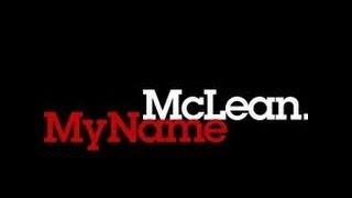 Mclean - My Name (Audio)