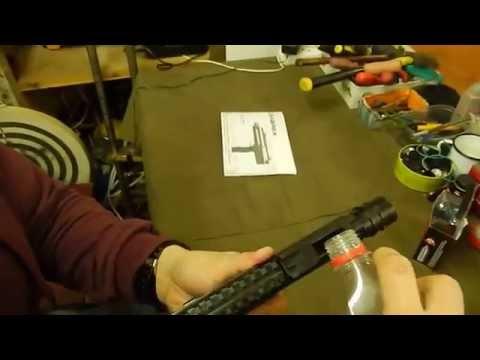 Пневматический пистолет-пулемет Umarex Steel Storm