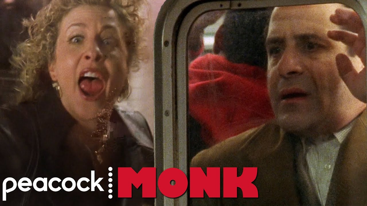 Lost in New York! | Monk