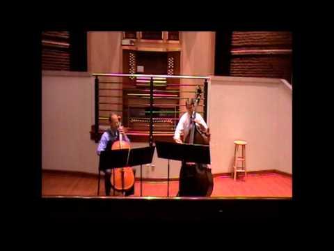 B. Romberg, Sonata in B Flat Major, Op. 43. No. 1 mvmt 1