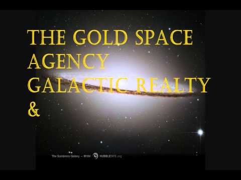 Gold Space Agency & Gold Theocracy