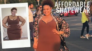 Affordable PLUS SIZE Shapewear Try On| 2019 | Veronica Brown