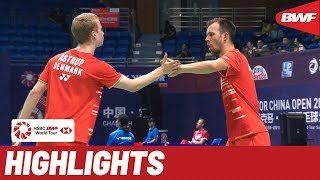 VICTOR China Open 2019 Round of 32 MD Highlights BWF 2019