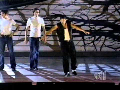 """Walter Sundance Freeman and Colin Dunne at Radio City Music Hall"""