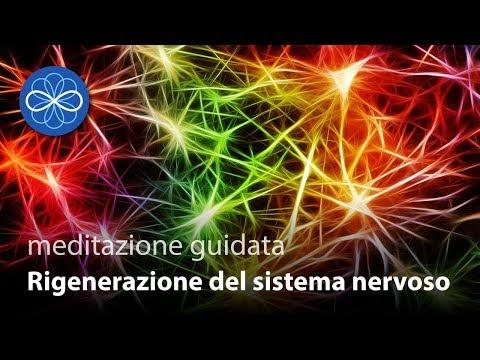 Rigenerazione del sistema nervoso - meditazione guidata in italiano per la guarigione