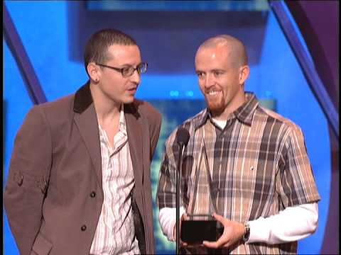 Image result for linkin park acceptance award