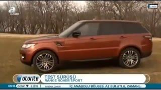 Range Rover Sport 3.0 SDV6 Test Sürüşü ve Deyatlı İnceleme [Otorite]