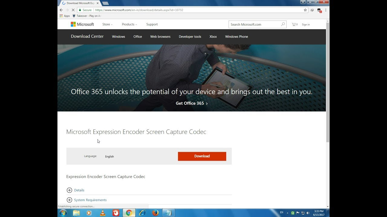 how to use microsoft expression encoder