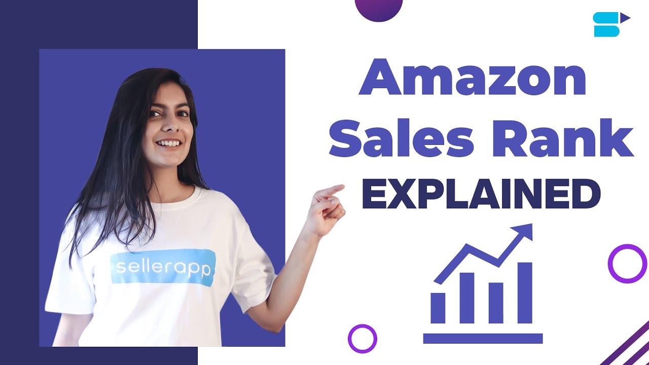 amazon sales rank chart 2019