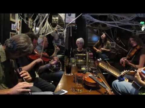 Session in San Jose - Cooley's Reel / Dick Gossip's / The Earl's Chair