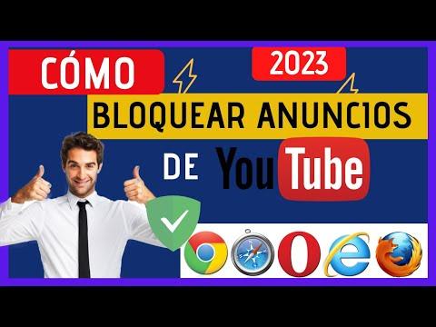 Como bloquear anuncios de YouTube sin programas 2020 ✅