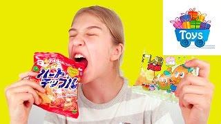 ЧЕЛЛЕДЖ КОНФЕТЫ СЛАДОСТИ ИЗ ЯПОНИИ РАСПАКОВКА  Japanese Sweets(ЧЕЛЛЕДЖ КОНФЕТЫ СЛАДОСТИ ИЗ ЯПОНИИ РАСПАКОВКА Japanese Sweets Заказать конфеты можно на сайте https://wowbox.jp Новый..., 2016-10-04T16:22:10.000Z)
