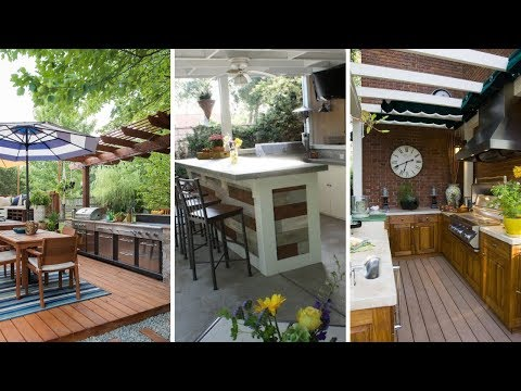 10 DIY Projects Perfect for Your Outdoor Kitchen