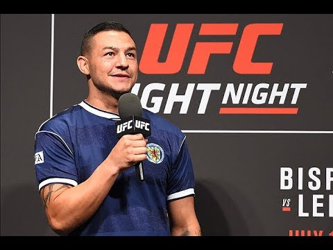 UFC Fight Night Fresno: Post-fight Press Conference