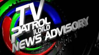 ABS-CBN Iloilo - TV Patrol News Advisory Bumper.mpg