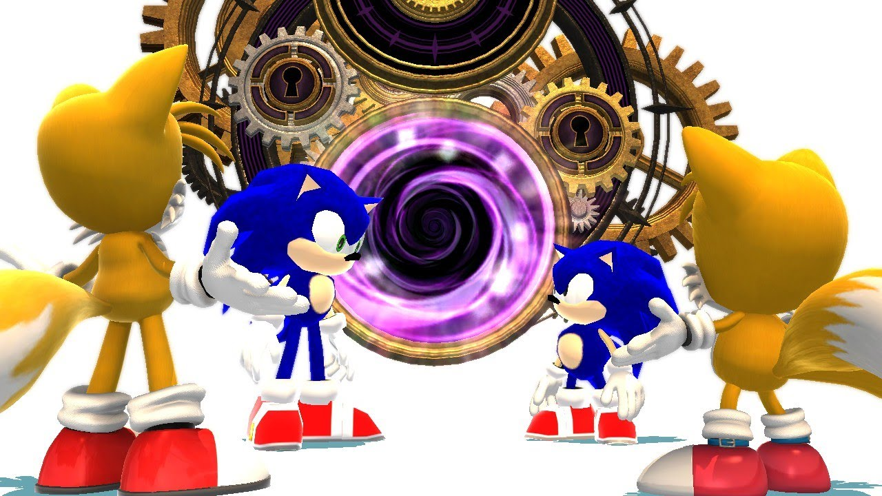 """Sonic Generations : SA2 Replay """" Super Mode : by ...  
