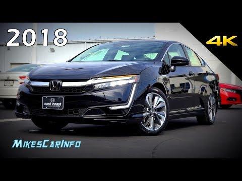 2018 Honda Clarity Touring - Ultimate In-Depth Look in 4K