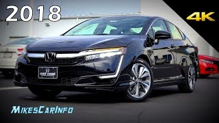 2018 Honda Clarity Touring - Ultimate In-Depth Look in 4K