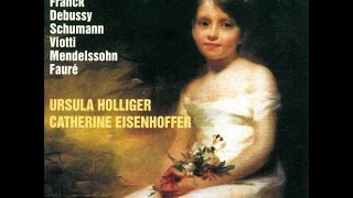 Recital for two Harps - Ursula Holliger & C. Eisenhoffer - Giovanni B. Viotti: Sonata for Harp