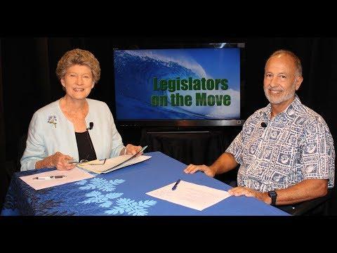 Legislators on the Move with host Cynthia Thielen -  Honolulu Rail - June 2017