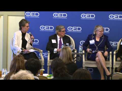 "CED's 2014 Fall Policy Conference: Launch of ""Every Other One"" Boardroom Initiative and Panel"