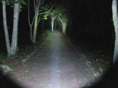 Cree XM L U2 LED Test - YouTube