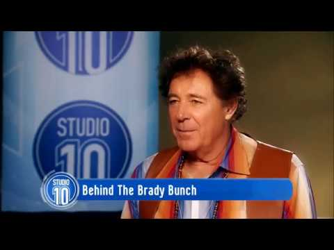 Barry Williams Talks Life & 'The Brady Bunch'  Studio 10