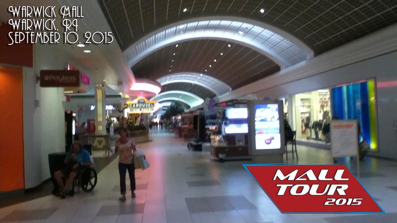 MALL TOUR 2015  Warwick Mall Warwick RI  YouTube
