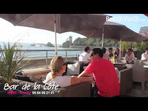 Restaurant Biarritz - Bar de la Cote des Basques