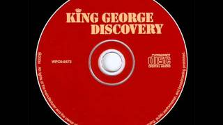 KING GEORGE DISCOVERY TEST PRESS HENDRIX FUZZ PSYCH