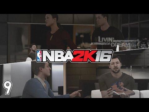 NBA 2K16: MyCAREER | E9 - MY OWN SHOE & VIC IS BACK!