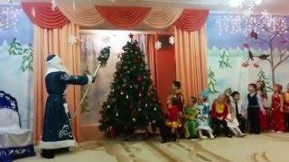 Утренник 2015 Москва. Дед Мороз Александр Внуков.(, 2015-12-26T23:04:48.000Z)