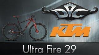 KTM Ultra Fire 29 2015. Мой велосипед.(Моя группа вКонтакте: http://vk.com/game_device_doka Так же, если вы подписаны на мою группу, вы можете получить 10% скидки..., 2015-06-12T23:55:57.000Z)