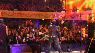 The Mission - Butterfly On A Wheel (Live HQ) Formiche!