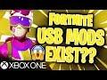 Fortnite: Battle Royale - Xbox One USB Mods Exist? (Xbox Modding)