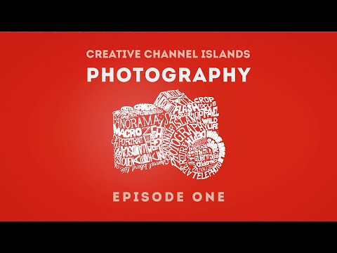 Creative Channel Islands: Photography [The Mini-Series] Episode One