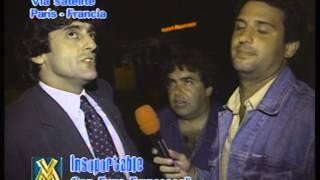 El Insoportable con Enzo Francescoli - Videomatch 98