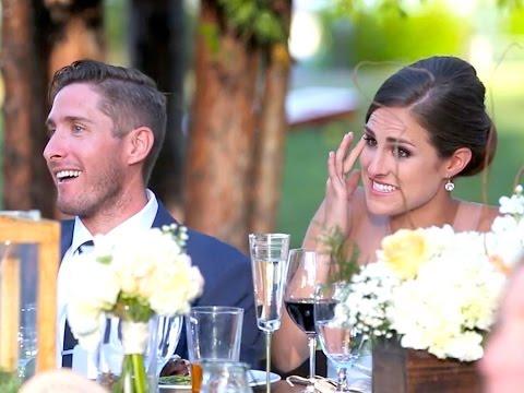 sister of the groom speech funny