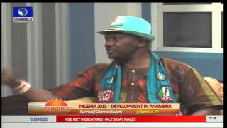 Alex Obiogbolu Speaks on Development In Anambra state PT2