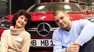OL Обучение в завода на Mercedes в гр. Бремен