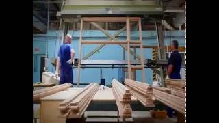Производство деревянных окон со стеклопакетами(, 2015-11-19T10:16:46.000Z)