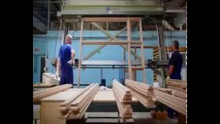 Производство деревянных окон со стеклопакетами(Купить деревянные окна со стеклопакетами в компании