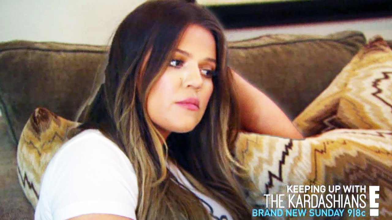 Keeping Up With The Kardashians Season 9 Divorce - YouTube
