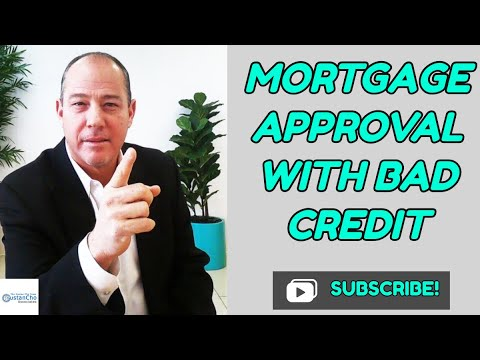 how-to-qualify-for-mortgage-with-bad-credit