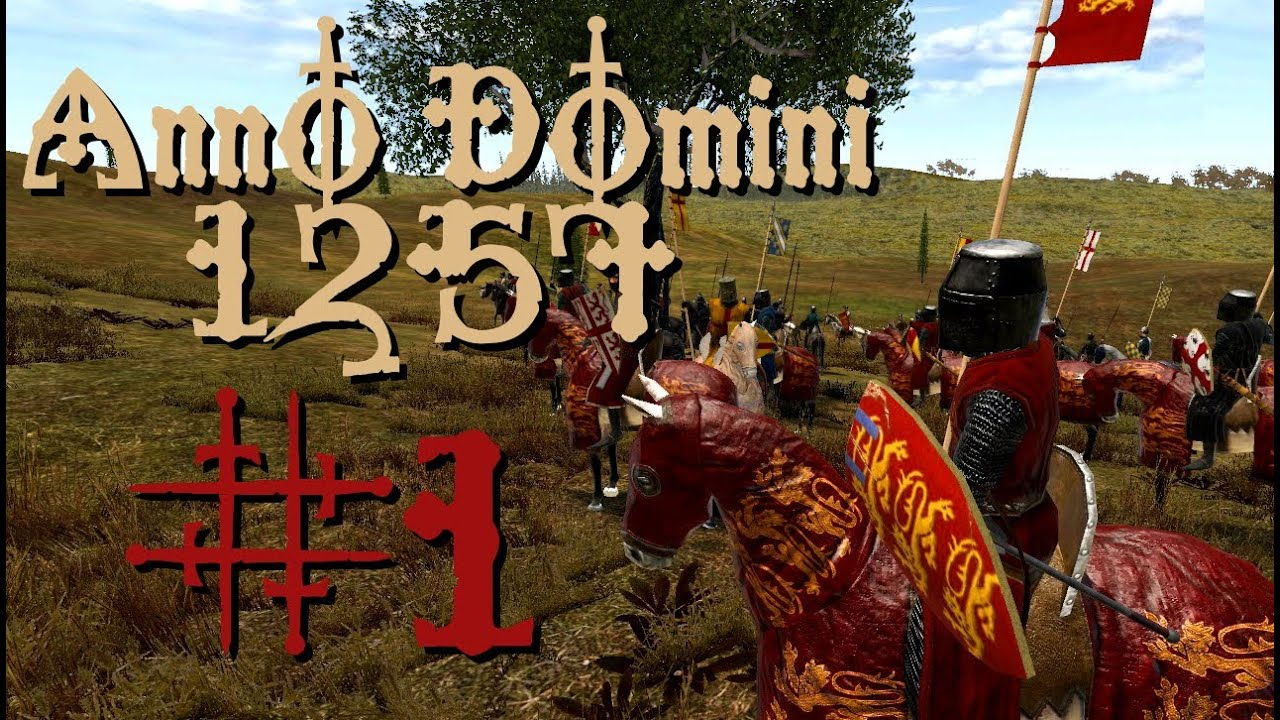 [S1E1] Anno Domini 1257 | Warband Mod | Introduction with Arcade Knight -  YouTube